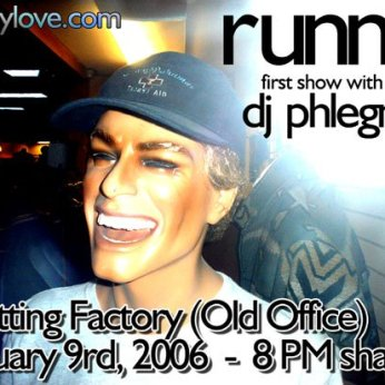 @ The Knitting Factory w/ DJ Phlegm - 1.9.2006