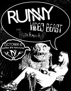 Oct 10th @ Kung Fu Necktie
